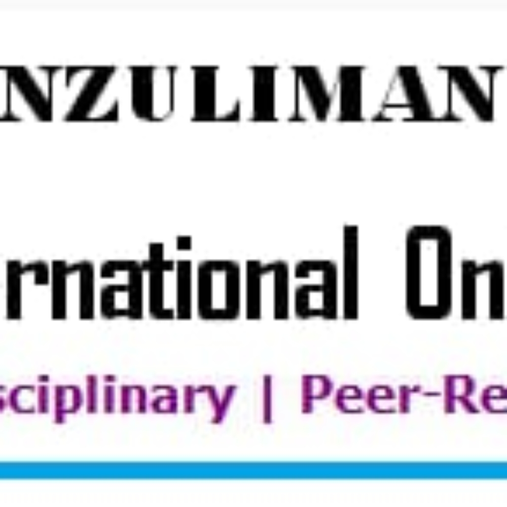 Kanzuliman Academic International online Journal of Razawiyat